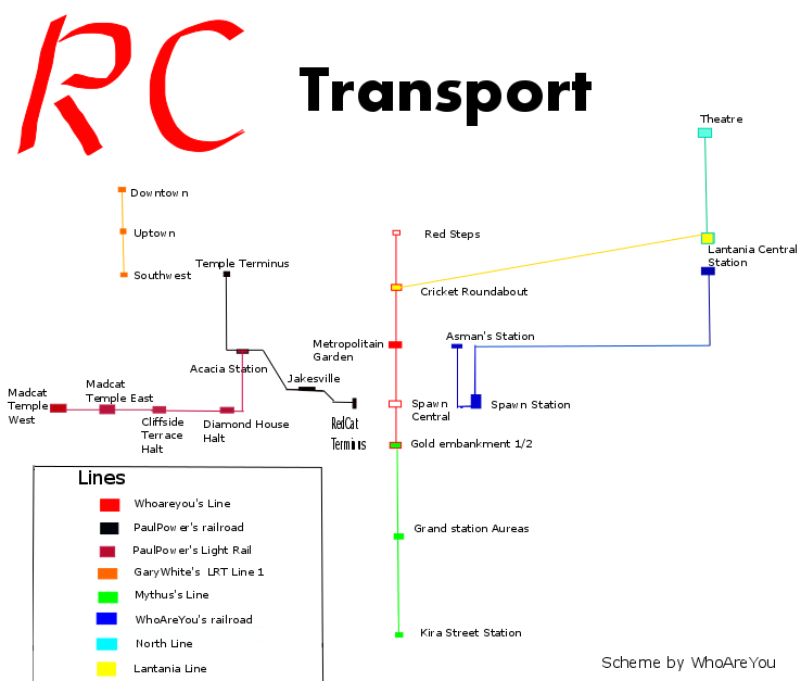 RCTransportNetwork